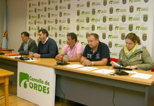O Concello de Ordes inicia a rolda de contactos coas asociacións rexistradas no municipio