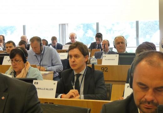 A Xunta destaca fronte ao comisario europeo de pesca a importancia dunha política europea de apoio ao mar