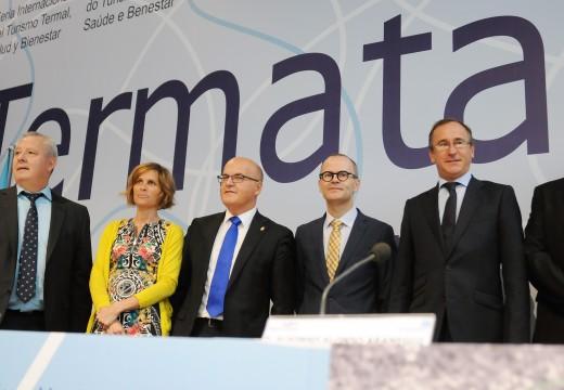 Nava Castro destaca que Termatalia converteuse nun auténtico referente internacional do turismo de saúde