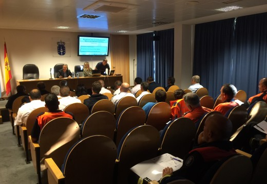 A AGASP celebrou unha xornada sobre resposta á contaminación mariña accidental