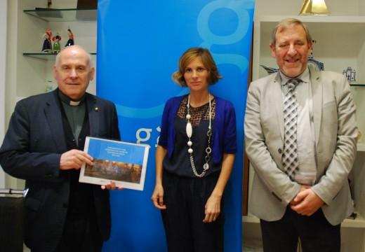 O Plan Director do Camiño impulsa a colaboración entre turismo de Galicia e as entidades eclesiásticas da Ruta Cacobea