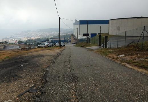 Adxudicación provisional da pavimentación e renovación de pluviais en dous vías do polígono industrial de Xarás