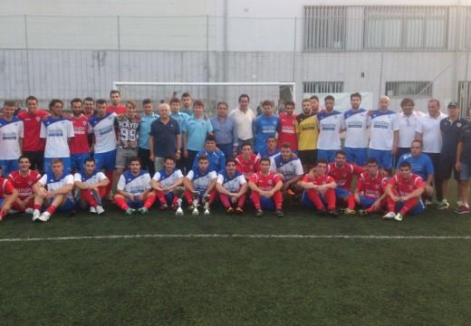 O Sigüeiro FC proclámase campión do XIII Torneo de Fútbol Concello de Oroso