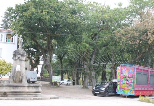 O Concello de Brión ultima os preparativos da Romaría de Santa Minia, na que se agardan milleiros de romeiros ao coincidir en domingo