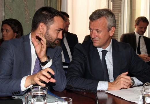 A Xunta valora que o Ministerio poña sobre a mesa a posibilidade de crear novos xulgados en 2016