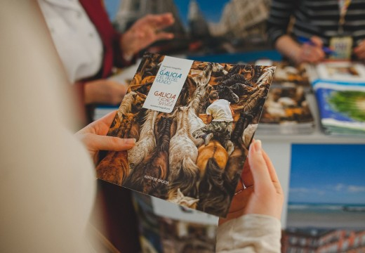 Turismo de Galicia organizou unha exposición fotográfica sobre os atractivos da comunidade