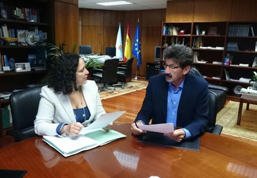 A Xunta de Galicia subvenciona a construción dun centro de convivencia marítima no concello de Dumbría cunha achega de máis de 162.000 euros