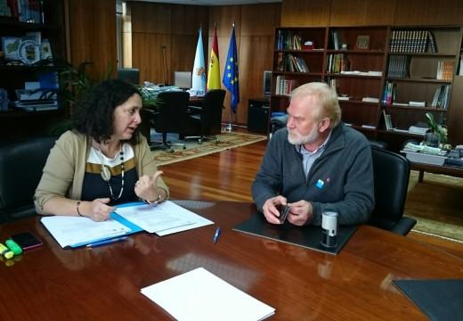 A Xunta de Galicia subvenciona a substitución das luminarias e a recuperación de diversos espazos degradados do concello Carnota cunha achega de máis de 65.000 euros