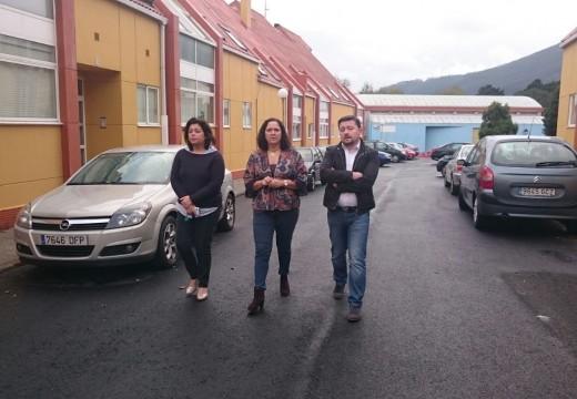 A Xunta de Galicia subvenciona a substitución de luminarias e a  mellora do saneamento no concello Cariño cunha achega de preto de 60.000 euros