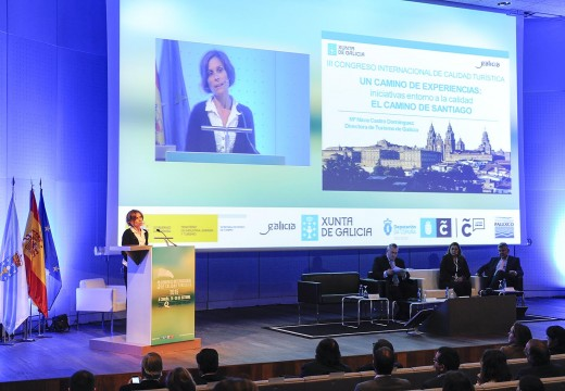 Nava Castro destaca a importancia da calidade na consolidación do Camiño de Santiago como ruta de referencia a nivel mundial