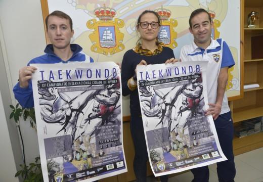 Haberá récord de participantes no polideportivo da Fieiteira