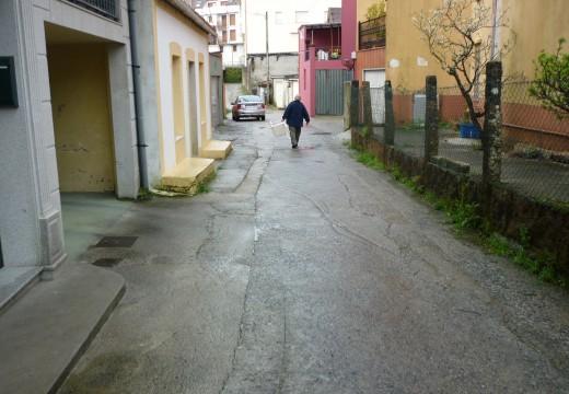 O concello de Riveira adxudica a pavimentación e renovación de servizos na rúa Vella na localidade de Palmeira