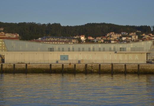 Portos de Galicia baralla tres posibles modelos de xestión para o funcionamento da nova lonxa de Riveira