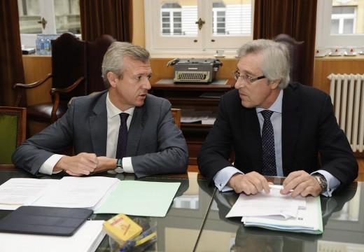 Xunta e TSXG analizan en comisión mixta os avances en infraestruturas e novas tecnoloxías na xustiza
