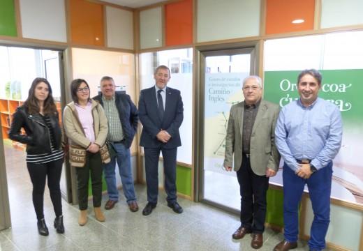 O Concello de Oroso pon en marcha un Centro de Estudos e Investigación do Camiño Inglés