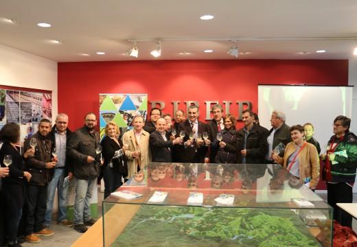 A directora de Turismo de Galicia destaca que as rutas dos viños conforman un referente de turismo de calidade