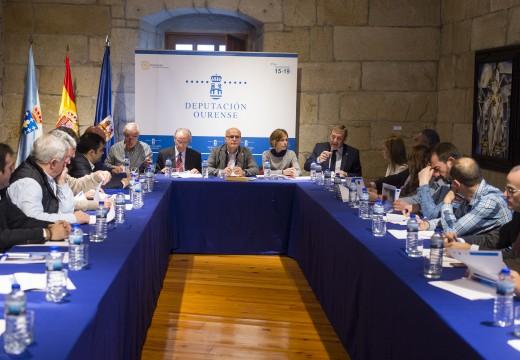 Nava Castro insta aos concellos da Vía da Prata a crear unha mesa de traballo que exerza como órgano coordinador desta Ruta Xacobea