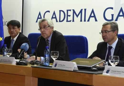 Expertos xudiciais debaten na AGASP sobre as reformas en materia penal