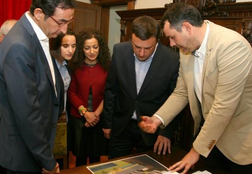 O Concello de Ordes aportará os 108.000 €  restantes das obras do colexio Campomaior para completar o proxecto