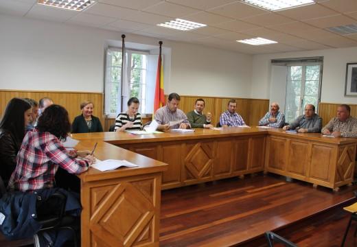 O Pleno de Frades aproba por unanimidade o proxecto de construción dunha senda peonil en Vista Alegre, de case 150.000 euros
