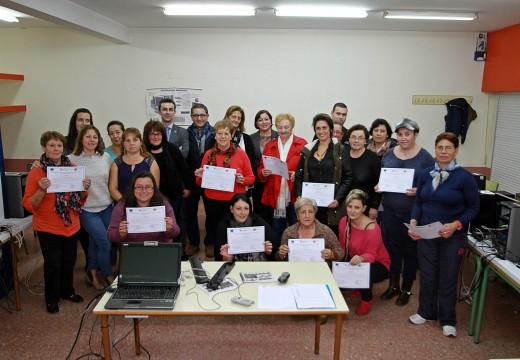 A Xunta fai entrega en Dodro dos diplomas das Xornadas da Rede Emprende en Igualdade