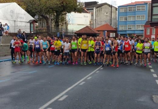 Máis de 200 corredores participaron na XXII Carreira Popular de Carral