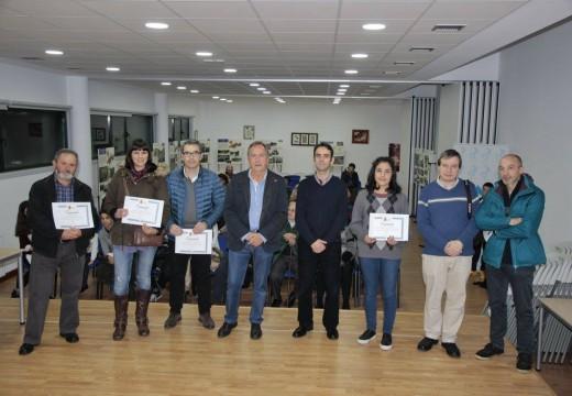 Touro entrega os premios aos gañadores do X Concurso Fotográfico 'Touro en Imaxes'
