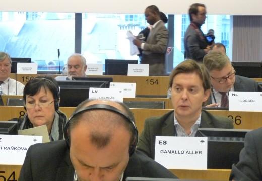 O I+D+i no rural centra o debate da última reunión do ano da comisión de Recursos Naturais do Comité das Rexións