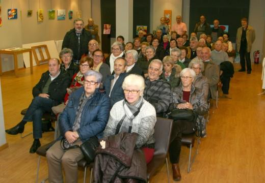 A UNED Sénior visita o Museo do Traxe Juanjo Liñares