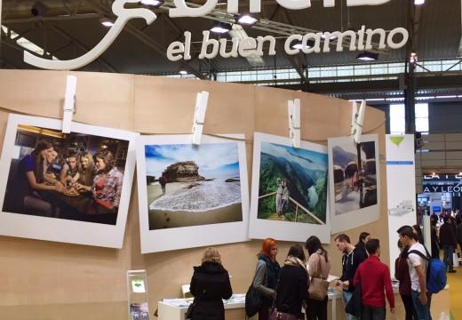 A Xunta promove o turismo de natureza galego na XIX Edición da Feira Intur de Valladolid