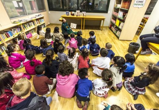 'A viaxe de Marquiños o inseguro', nas Tardes de contos e lendas da biblioteca de Ordes