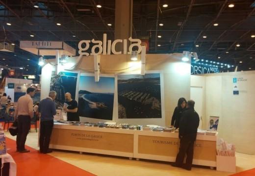 Turismo de Galicia promoverá a oferta náutica galega na LV Edición do Salón Náutico de París