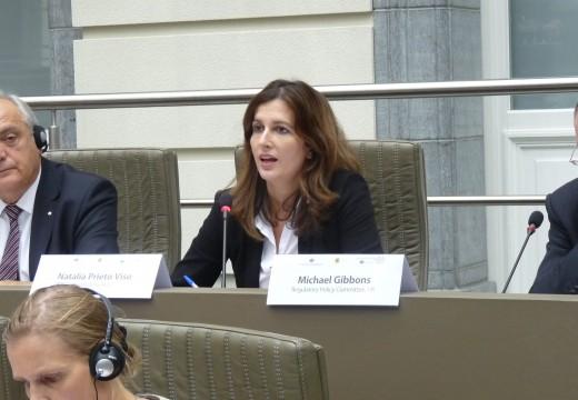 A Xunta explica en Bruxelas a súa experiencia para lograr unha administración pública máis eficiente e áxil