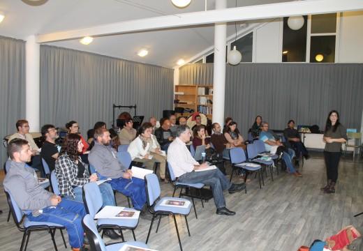 Un total de 35 persoas de toda a comarca participan no Curso de Formación en Micoloxía Aplicada do Concello de Lousame