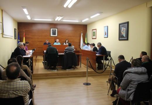 O pleno de Oroso aproba provisionalmente a modificación puntual Nº 5 do PXOM