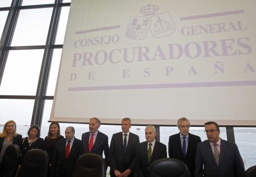 A Xunta reitera o seu compromiso coa Xustiza e avoga pola colaboración para afrontar as novas reformas lexislativas