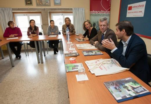 A Xunta recoñece o labor das ONGD a prol da educación e a axuda humanitaria tanto en Galicia como no exterior