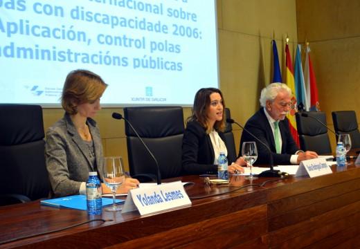 A EGAP destaca a importancia da nova Lei de accesibilidade de Galicia para garantir a igualdade de oportunidades para todos