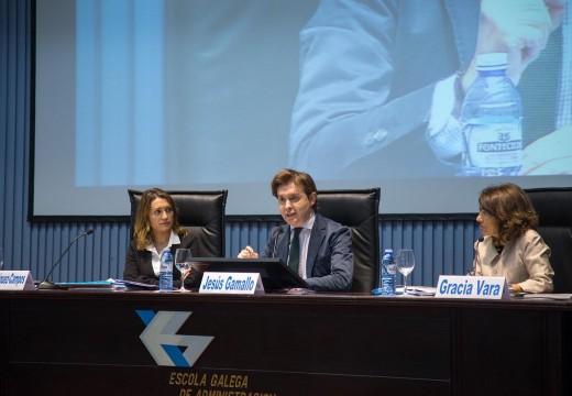 Dan comezo na EGAP as xornadas para unha unha boa xestión dos fondos estruturais e de investimento 2014-2020
