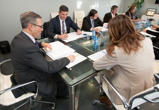 A Xunta comunica á Comisión Galega de Xogo que o regulamento de casinos poderá estar aprobado na vindeira primavera