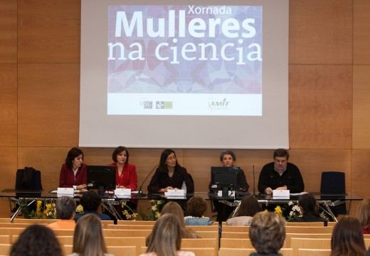 A Xunta aposta por adoptar medidas concretas que axuden a paliar a desigualdade de xénero na ciencia