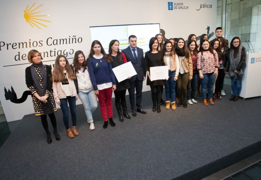 Ordes acada o segundo lugar na I edición dos Premios Camiño de Santiago 2015