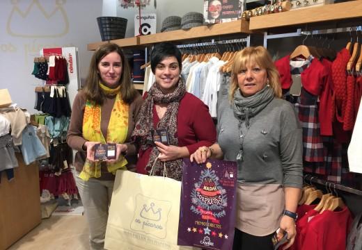 A campaña de Comercio Local de Nadal repartirá 35.000 rascas e máis de 1.500 premios directos