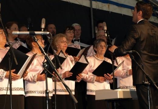 """XV Festival de Panxoliñas """"Concello de Fene"""""""