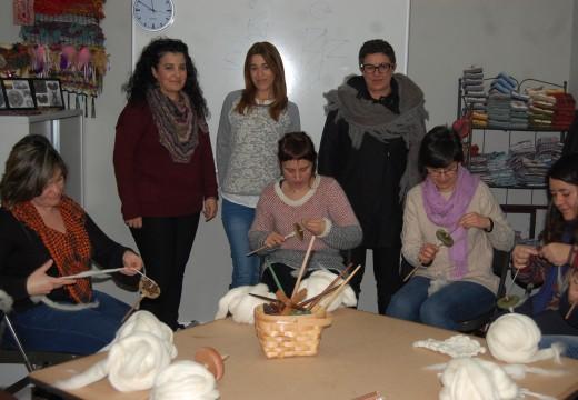 Economía, Emprego e Industria impulsa a formación dos artesáns galegos mediante o proxecto Entrelazados