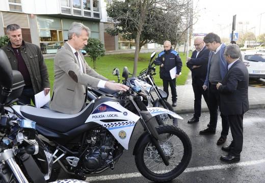 A Xunta reitera o seu compromiso coa xestión das emerxencias e coa seguridade dos galegos