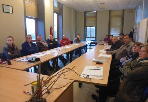 Arrancan os cursos de poda no concello de Ordes