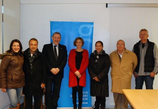 Turismo de Galicia consolida a súa colaboración coa Secretaría de Turismo de Querétaro
