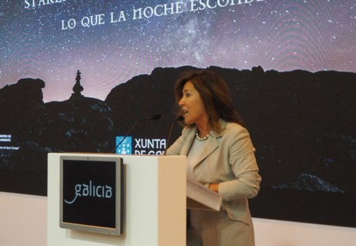 A Xunta pon en marcha un novo produto turístico para potenciar a observación do ceo nocturno en espazos protexidos