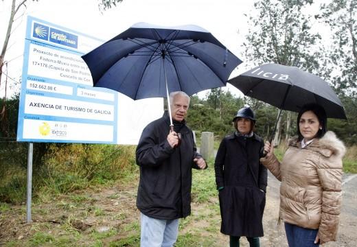 Nava Castro destaca os esforzos que realiza a Xunta de Galicia para conservar e protexer as distintas Rutas Xacobeas